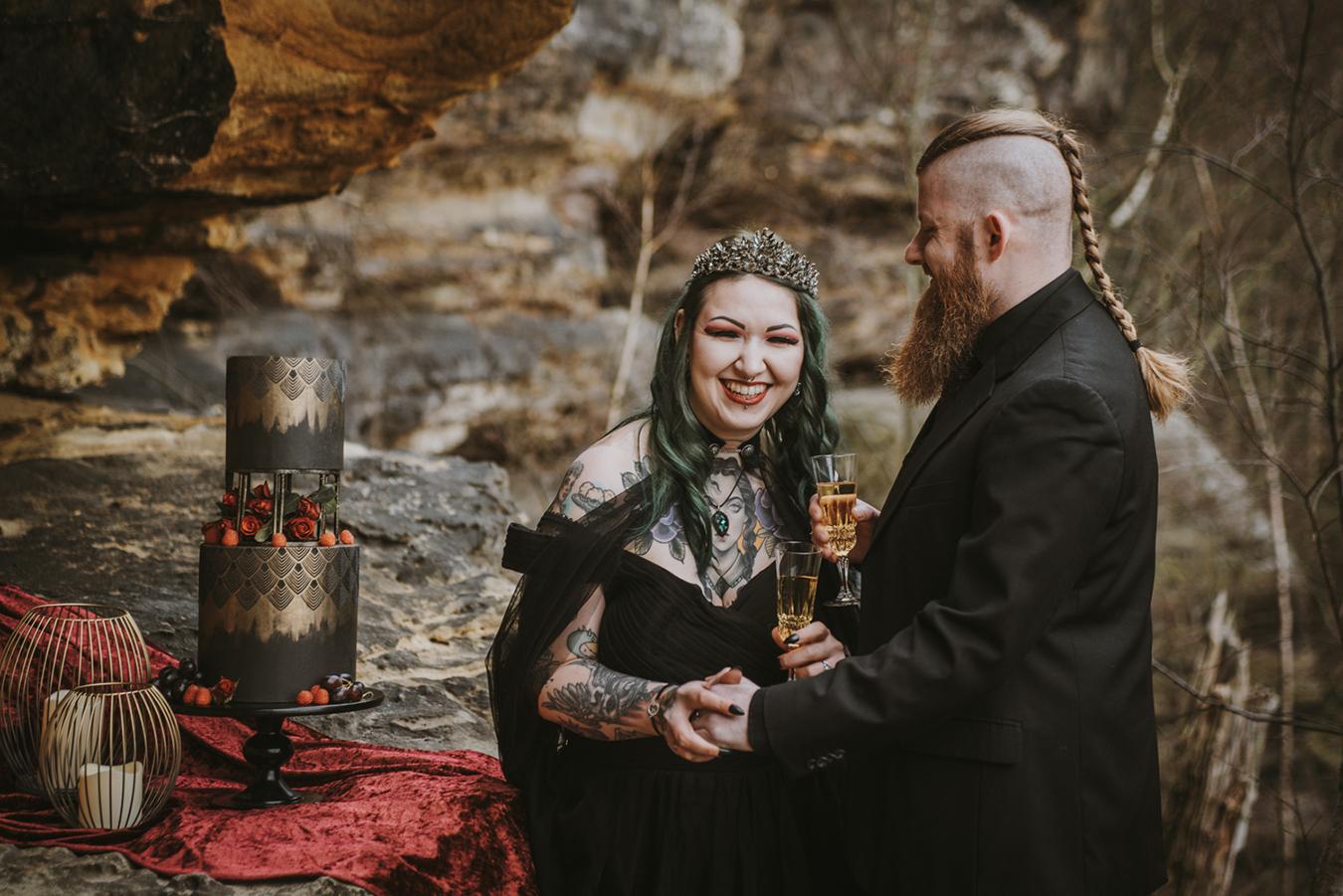 After Wedding Sächsische Schweiz